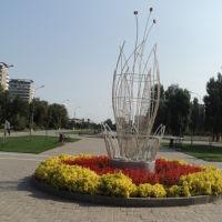 парк Волжский-город Волжский, Волжский