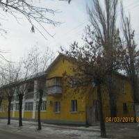 город Волжский, Волжский