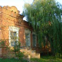 Старая больница, Елань