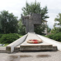 Памятник воинам-землякам, Жирновск