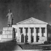 Калач в 50-е, Калач-на-Дону