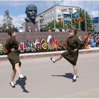 день победы , Николаевск