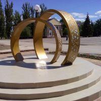 город Николаевск-на Волге.Волгоградская область, Николаевск