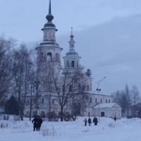 Музей этнографии, ц.Николы Гостунского, Великий Устюг