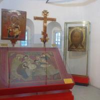 В музее древне-русского искусства, Великий Устюг
