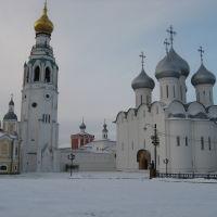 кремль, Вологда