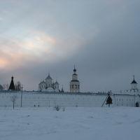 Спасо-Прилуцкий монастырь 1371г., Вологда