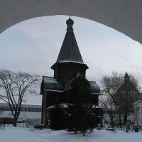 Спасо-Прилуцкий монастырь , Вологда