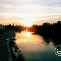 закат вологды, Вологда