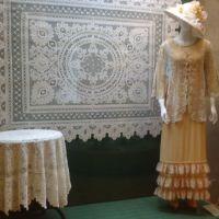 В музее кружева в кремле, Вологда