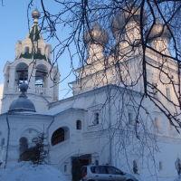 ц. Константина и Елены 1690г., Вологда