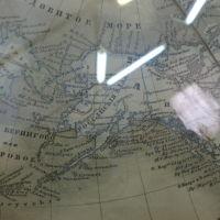 Один из экспонатов музея мореходов, Тотьма