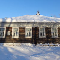 Дом-музей Ивана Кускова 1823г., Тотьма