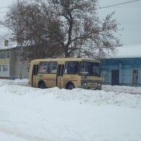 Зима в Борисоглебске, Борисоглебск