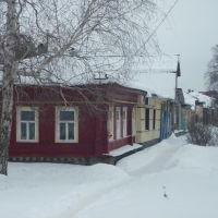 Ул. Сенная Борисоглебск, Борисоглебск