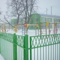 Новый детский садик в Борисоглебске, Борисоглебск