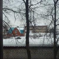 Вид из окна Ул. Терешковой, Борисоглебск