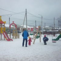 Детская площадка Борисоглебска, Борисоглебск