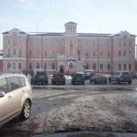 жд вокзал Борисоглебск, Борисоглебск