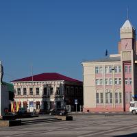 Памятник Ленину, Борисоглебск