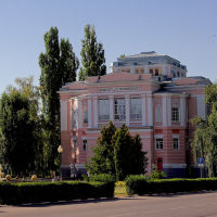 Драматический театр, Борисоглебск
