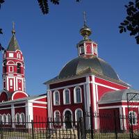 Борисоглебский храм, Борисоглебск