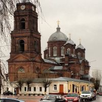Церковь в бутурлиновке , Бутурлиновка