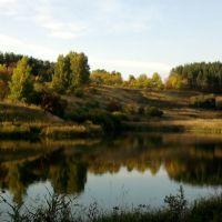 пруд Рублевый, Большое Мурашкино