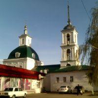 Троицкая церковь, Большое Мурашкино