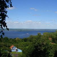 Васильсурск-Волжкие дали, Васильсурск