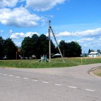 Васильсурск_Центральная площадь-август 2016г., Васильсурск