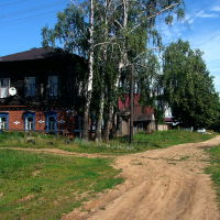 Васильсурск_ул.Первомайская-июнь 2016г., Васильсурск