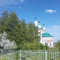 Горбатовская церковь.Май 2016, Горбатов