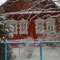 Улица Полевая, Керженец
