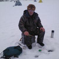 На зимней рыбалке, Перевоз