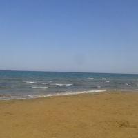 пляж городской, Избербаш