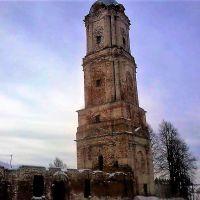 Старая колокольня, Гаврилов Посад