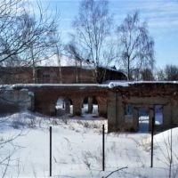 Больница и пту, Гаврилов Посад