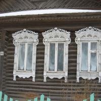 окна, Палех