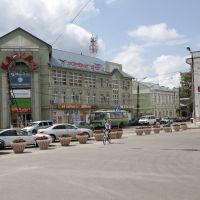 """Торговый комплекс """"Каскад"""" в центре города, Шуя"""