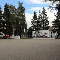 Мемориал воинам, павшим на фронтах Великой отечественной войны, Шуя