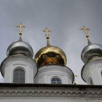 Купола Воскресенского собора, Шуя