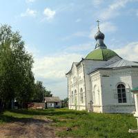 Храм Петра и Павла в Петропавловском, Шуя