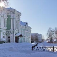 Городской краеведческий музей., Шуя