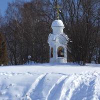 Часовня в память солдат и офицеров, погибших в годы Великой Отечественной войны., Шуя