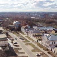 Улица Театральная (бывшая малая Соборная), Шуя