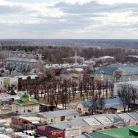 Город с колокольни, Шуя