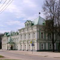 Краеведческий музей, Шуя