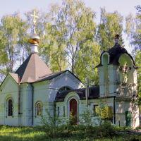 Церковь Ксении Петербуржской, Шуя