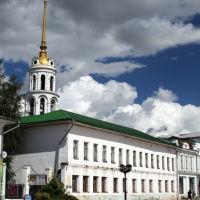 Улица Малахия Белова, Шуя